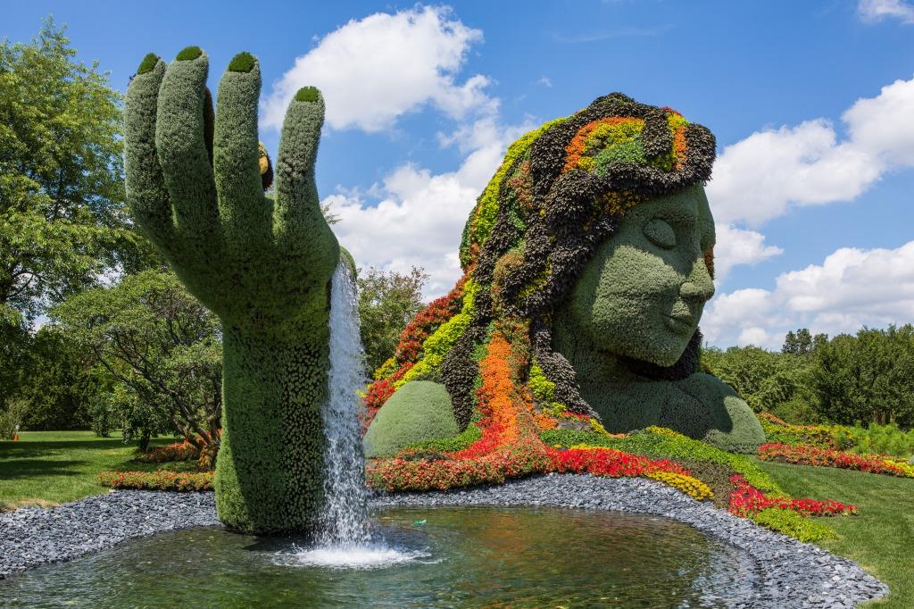 share - Montreal Botanical Garden