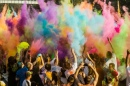 Festival of Colors, Wroclaw, Poland