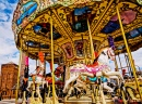 Carousel in Albert Dock, Liverpool