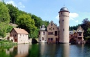 Mespelbrunn Water Castle, Germany
