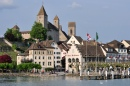 Harbour Area in Rapperswil, Switzerland