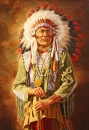 A Native American Chief
