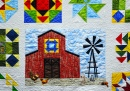 Barn Yard Quilt, Kentucky State Fair