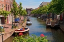 Leiden, South Holland, The Netherlands