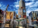 Dundas Square, Toronto City Center