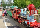 Huff Puff & Whistle Railroad Train