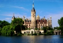 Schwerin Lake and Castle Schwerin