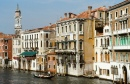 Palazzos along the Grand Canal