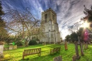 Church of St. Andrew & St. Mary, Grantchester