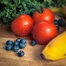 Fruit and Veggies from Whole Foods