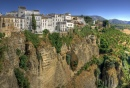 The City of Ronda, Spain