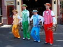 Barbershop Quartet Dapper Dans