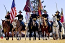 Fort Carson Mounted Color Guard