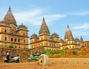 Burial Place of Kings, Orchha, India