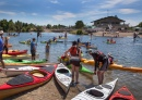 Paddlefest, Lake Natoma, California