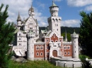 Miniature Neuschwanstein Castle