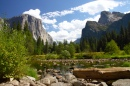 Valley View of Yosemite Valley