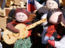 Chilean Handcrafted Dolls
