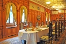 Pelisor Castle Dining Room, Romania