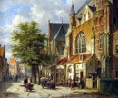Dutch Cityscape