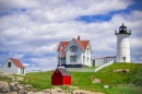 Cape Neddick Light, New England