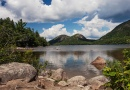 From Jordan Pond, Acadia National Park