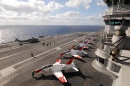 USS Harry S. Truman Conducting Carrier Qualifications