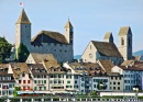 Castle of Rapperswil, Switzerland
