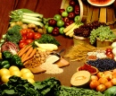 Fiber-rich Fruits and Vegetables
