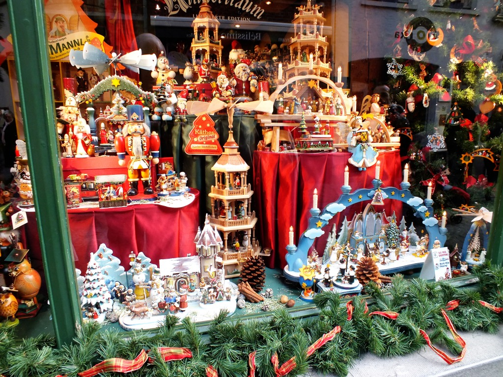 Christmas in Bruges, Belgium jigsaw puzzle in Christmas & New Year ...