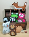 Woodland Forest Plushies