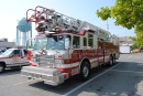 Deale Volunteer Fire Department Ladder Truck