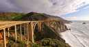 Bixby Creek Arch Bridge, Big Sur
