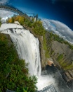 Montmorency Waterfall, Canada
