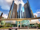 GM Renaissance Center, Detroit