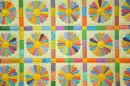 Kentucky State Fair - Flower Quilt