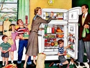 General Electric Refrigerator Ad