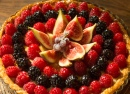August Fruit Tart