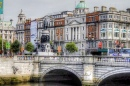 O'Connell Bridge, Dublin, Ireland