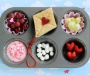 Love is in the Air Muffin Tin Meal