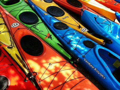 Polychrome Kayaks