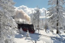 Steam Locomotive, Harz Mountains