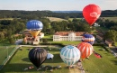 Hot Air Balloon Festival in Austria