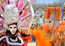 Venetian Carnival in Nancy, France