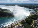 Horseshoe Falls and Goat Island