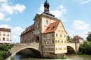 Altes Rathaus in Bamberg, Germany