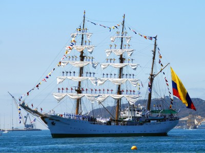 The Gloria, Colombian Tall Ship