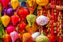 Colorful Vietnamese Lanterns