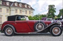 Car Show, Ludwigsburg Castle, Germany