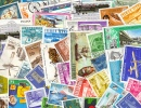Vintage Transportation Stamps